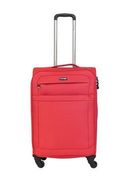 Resväska i tyg